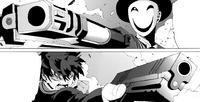 Kagetane and Rentaro face off
