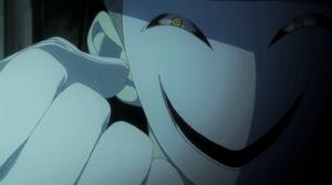 Kagetane asking Rentaro to side with him