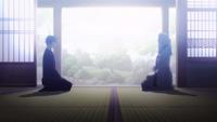 Rentaro speaks with Kikunojyo