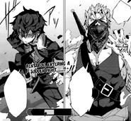 Rentaro vs. Shougen