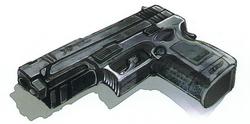 Rentaro's Gun