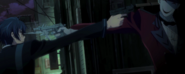 Kage confronts Rentaro