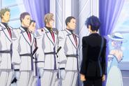 Rentaro meets Seitenshi's guards