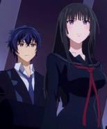 Kisara and Seitenshi converse