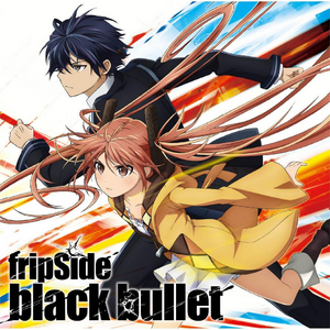 Cover of black bullet