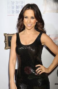 Lacey Chabert in 2012