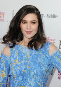 Mary Elizabeth Winstead in 2013