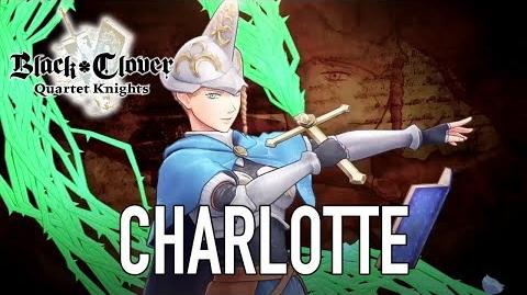 Black Clover Quartet Knights - PS4 PC - Royal Magic Knight Blue DLC