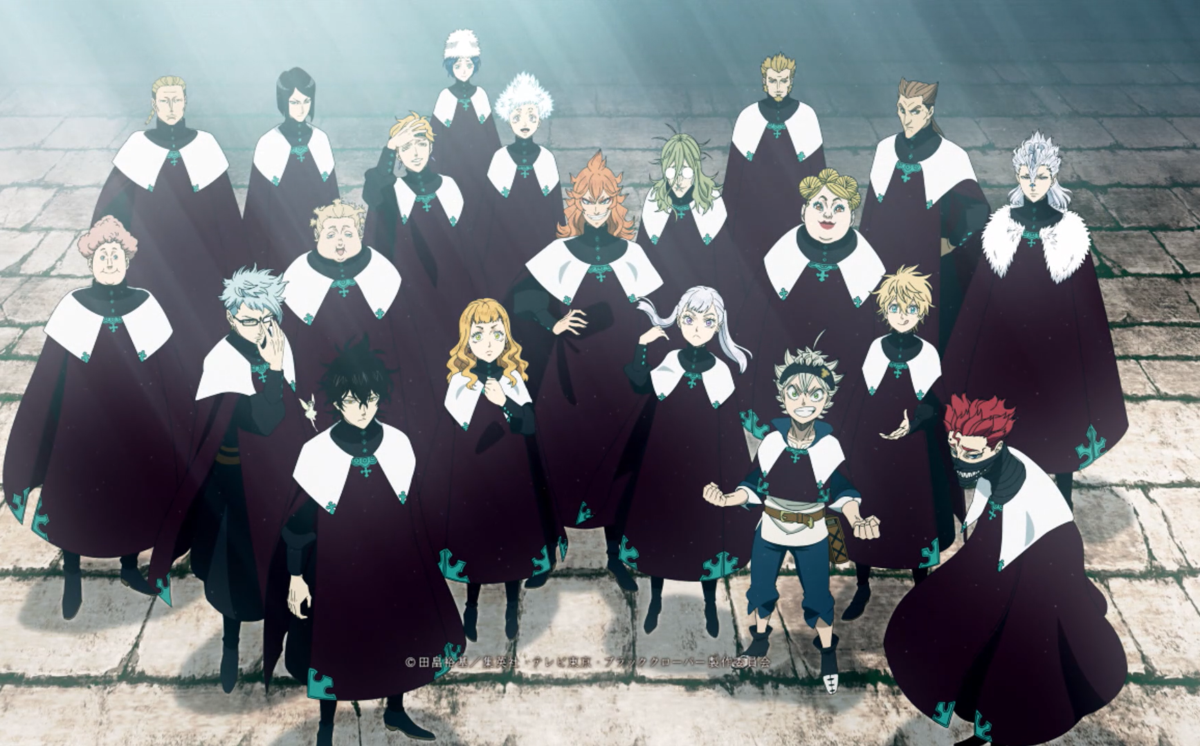 Arc Of Black Clover