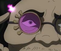 Baro's glasses
