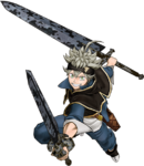 Asta - Quartet Knights