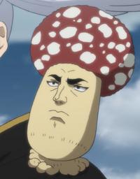 En Talking Mushroom