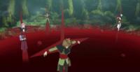 Campo de Execução de sangue
