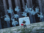 Asta faces Water Knights