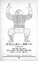 Svenkin Gatard Character Profile