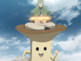 Running Mr. Mushroom