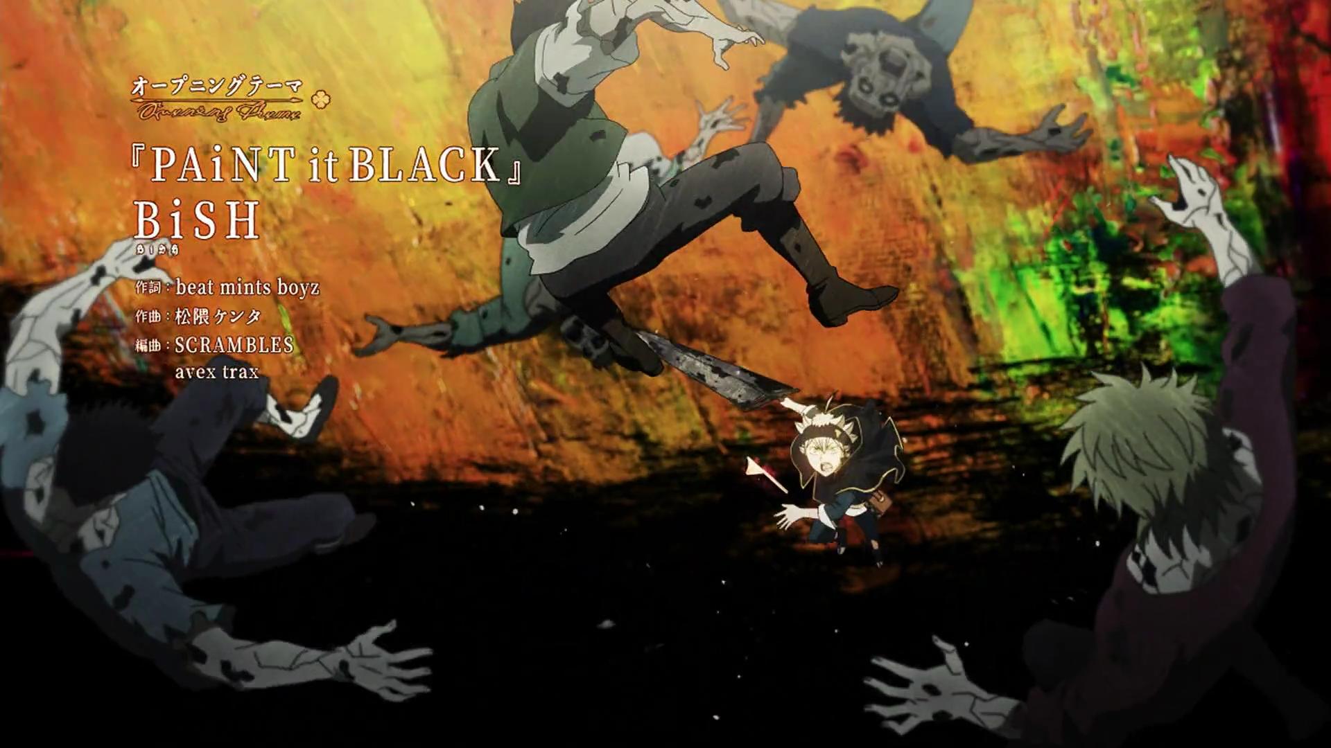 paint it black black clover wiki fandom powered by wikia