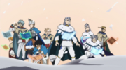 Return of the Knights