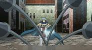 Violent Rotating Lance