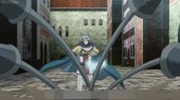 Klaus launches a lance