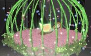 Dream Healing Flower Basket