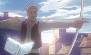 Seihi bow and arrow