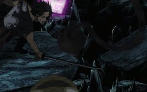 Agujero Negro - Anime