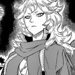Recorte-Mereoleona Vermilion-Manga