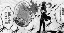 Zachs destruye el Cristal