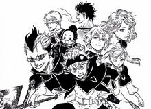 Black Bull members