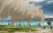 Tempestade de Rocha