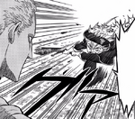 Asta attacks Heath