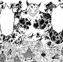 Criatura de lava