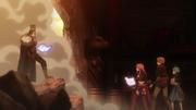 Dante breaches Black Bull base