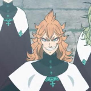 Mereoleona sebagai Royal Knights