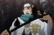 Tebasan Kegelapan Pedang Hitam