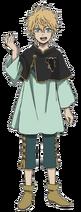 Luck perfil anime