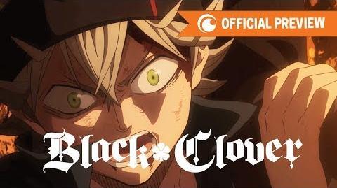Black Clover -Trailer Officiel