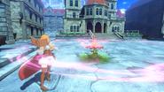 Magic Flower Guidepost - Quartet Knights