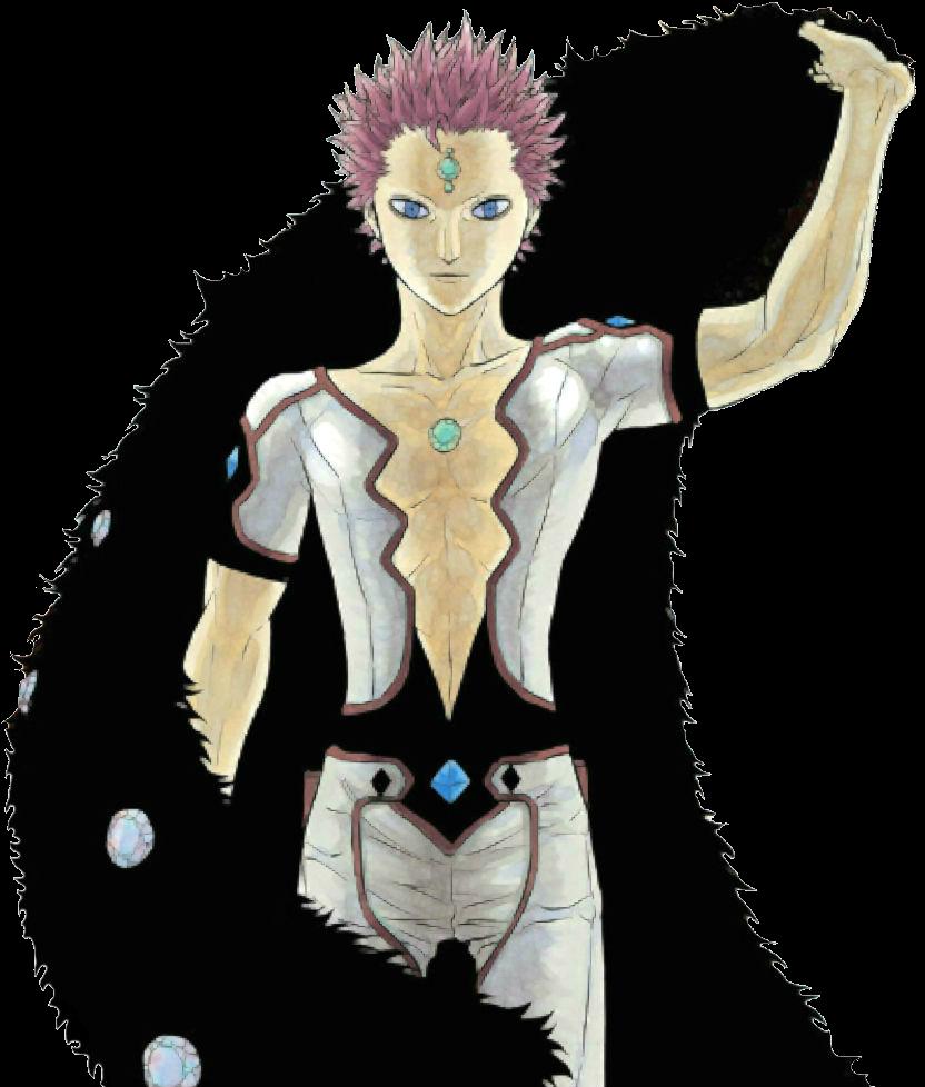 Black Clover Diamond Kingdom - Animebot
