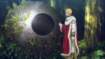Julius discovers magic tool with Swallowtail