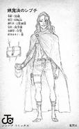 Revchi Character Profile