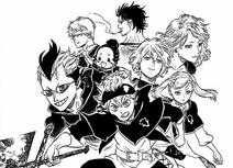Miembros de Toro Negro