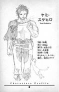 Yami Sukehiro Characters Profile