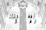 Chevaliers-Mages à la Cérémonie des Honneurs