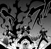 Demon-Destroyer Sword frees Black Bulls