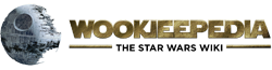 Wookiepedia wordmark