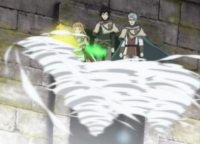 Yuno ark of heavenly wind