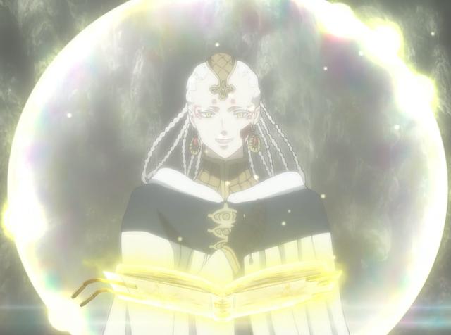 Rayo de Luz Sanadora - Anime