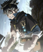 Asta withstands Mars' attack
